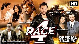 Race 4 official trailer 2020, saif Ali Khan, Priyanka Chopra ,Vidyut Jamwal, movie cast salary,