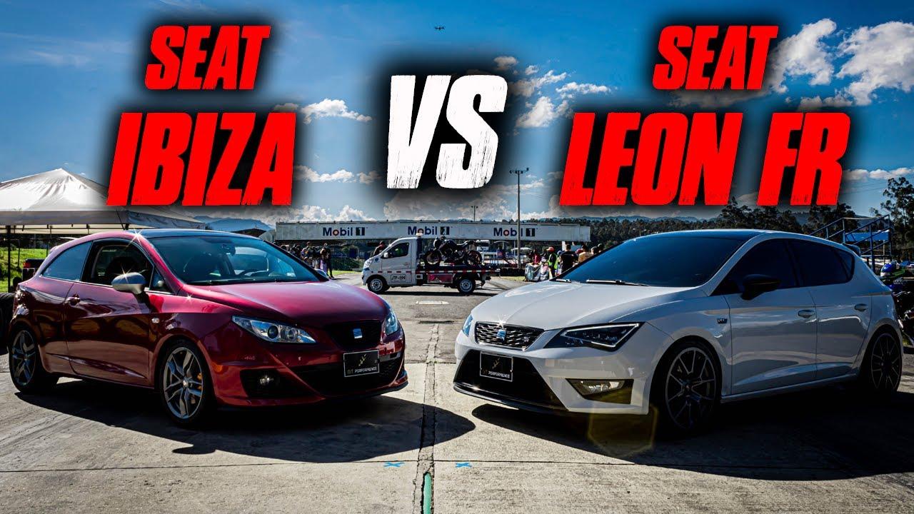 Ibiza VS Leon FR 😎  Que Borrada!!