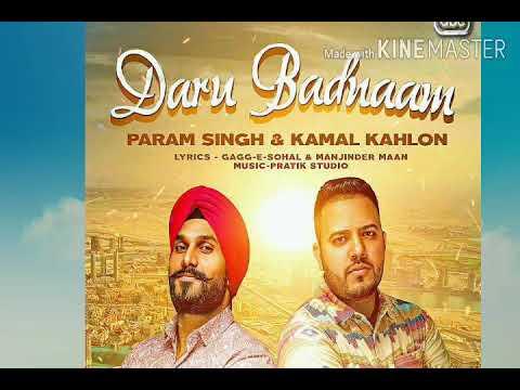 Download Daru Badnaam By Param Singh - blogger.com