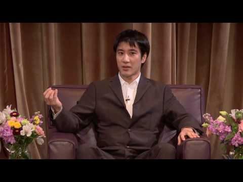 Saturday Conversation: Honorary Degree Recipient Leehom Wang