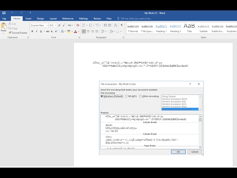 How To Corrupt Word, Excel, PPT, MP3 Files No Software