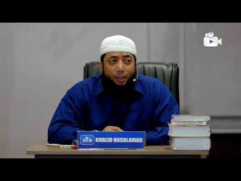 Mukadimah Khutbah Hajjah Ust. Khalid Basalamah