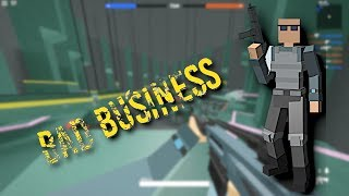 Roblox Bad Business 50 - 0 Tryhard