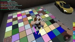 Using commands in mocap dancing (ROBLOX) Part 2