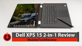 Dell XPS 15 2-in-1 (9575) Review