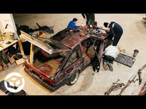The AE86 Teardown  | Juicebox - Unboxed #16