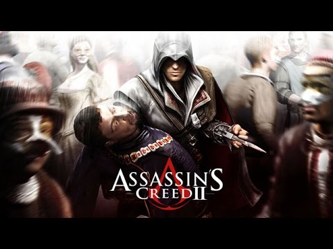 Assassin S Creed 2 Game Movie Youtube