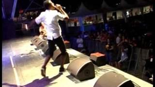 Romain Virgo LIVE at Rototom Sunsplash 2010 - pt.1