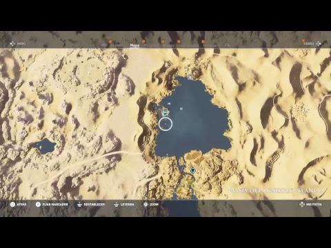 Assassins Creed Origins Circulo De Piedra Grandes Gemelos