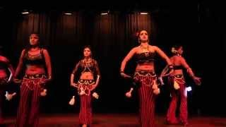 BANJARA SCHOOL OF DANCE- SNAKES AND SWORDS- IMPROVERS INTERMEDIATE