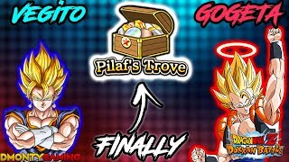YOU CAN NOW BUY VEGITO & GOGETA ON GLOBAL!? | PILAF TROVE UPGRADED! | DRAGON BALL Z DOKKAN BATTLE