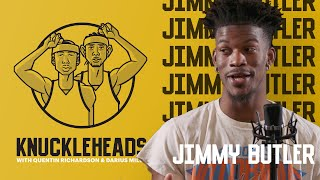 Jimmy Butler joins Knuckleheads with Quentin Richardson and Darius Miles