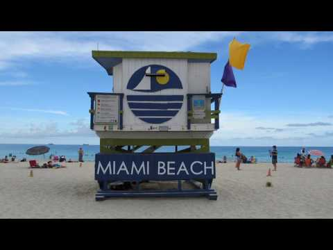 Travel diary - Miami Beach [USA]
