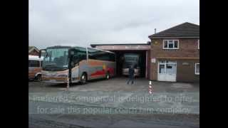 3208 - Coach Hire Company for sale in Goldthorpe, South Yorkshire - Preferred Commercial