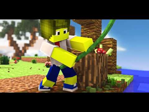 NOVA INTRO ANIMADA DE MINECRAFT !! - RAZOR