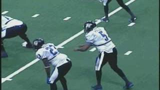 West Texas Roughnecks vs. Allen Wranglers Highlights (4/8/11)