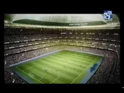 Proyecto ganador del nuevo estadio santiago bernabeu youtube for Estadio bernabeu puerta 0