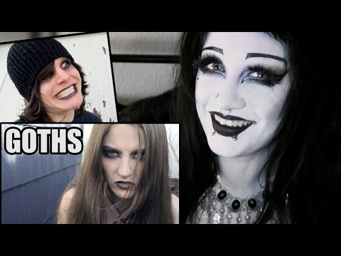 Goth Reacts To 10 Things I Hate About Goths   Black Friday