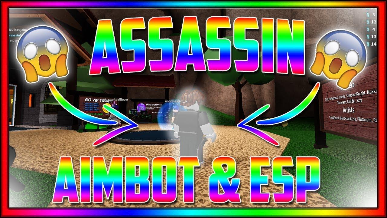 Insane Assassin Op Aimbot And Esp Aimbot Esp Kill All Feb 10