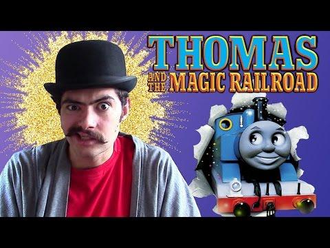Thomas and the Magic Railroad (review)