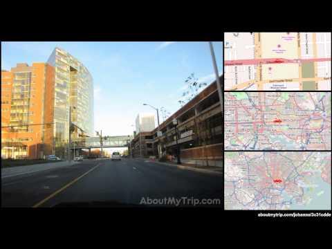 Mullikin Street (Hopkins-Middle East, Baltimore, MD) to E Madison St (Madison-Eastend) via Pa (...)