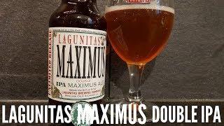 Lagunitas Maximus Double IPA By Lagunitas Brewing Company | American Craft Beer Review