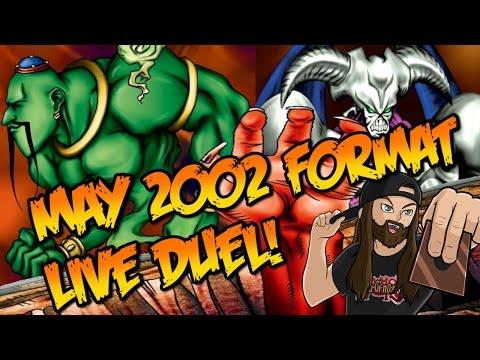 MAY 2002 FORMAT LIVE DUEL! (YUGI-KAIBA FORMAT)