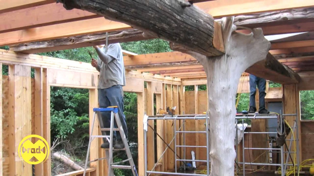 Building off grid homes - Building Off Grid Homes 1