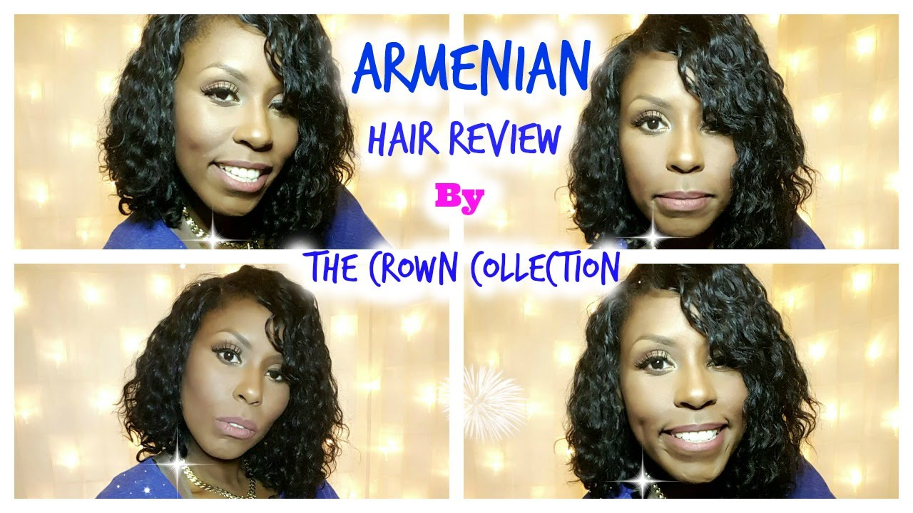 Hair Review On The Crown Collection By Tiarra Monet Armenian Plush Hair