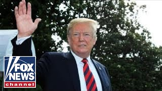 Trump 'feeling good' about summit after arrival in Singapore