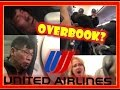 Passenger dragged off overbooked United flight