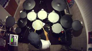 Queensryche - Suite Sister Mary - V-Drum Cover - TD20x - Drumdog69 - HD- Roland