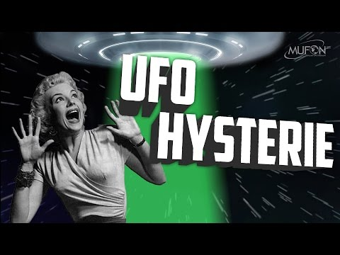 UFO-HYSTERIE - Österreichs UFO-Akten (2017)