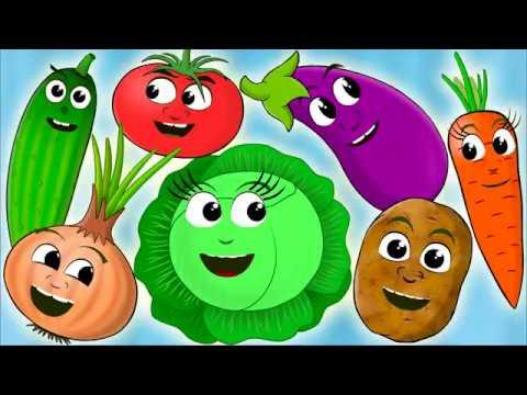 Смотреть мультфильм овощи и фрукты