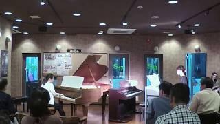 島村楽器ミュージックサロン新小岩で行われた会員様によるコンサートで...