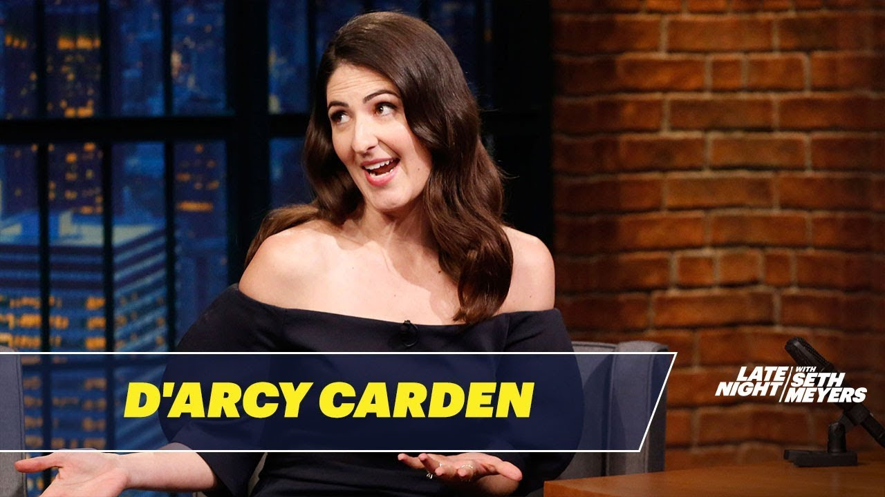 Watch D'Arcy Carden video