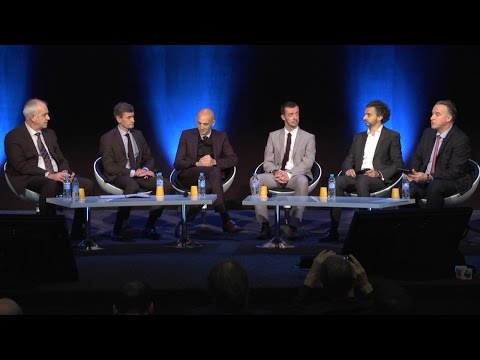 SAS Forum 2015 – Data driven economy : retours d'expérience