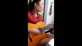 Bóng cây kơnia - cover (H Mily Byă)