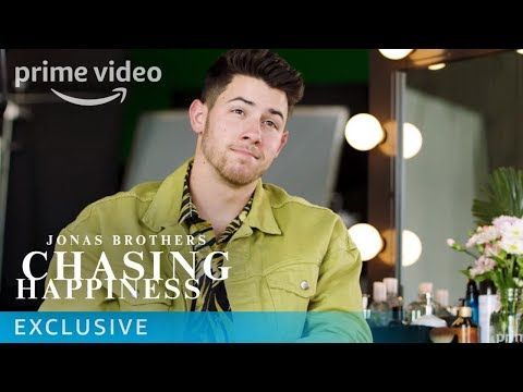 Jonas Brothers' Chasing Happiness Exclusive: lookasquirrel