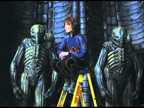 Hr Giger Art In Prometheus