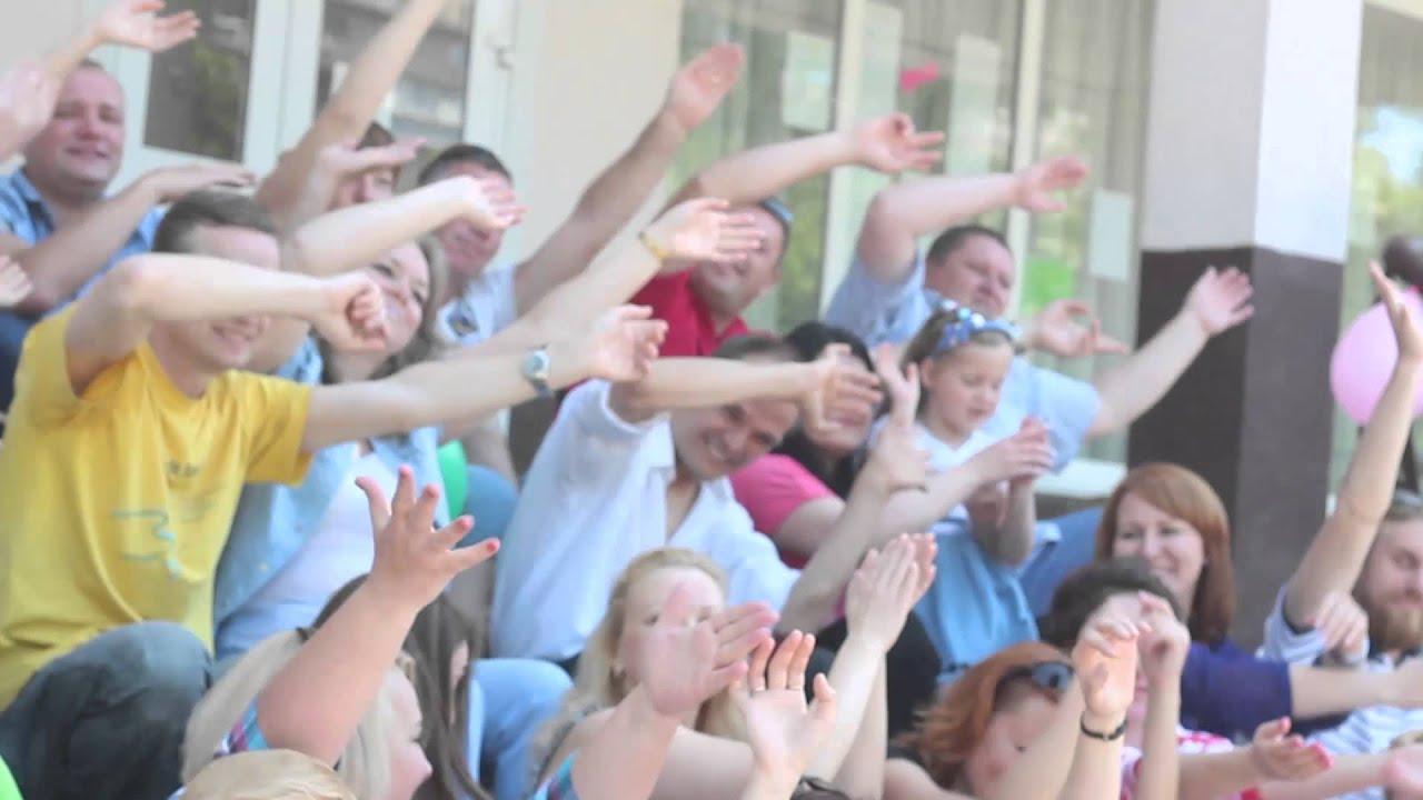 Поздравление родителями выпускников 11 класса