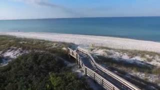 30A FL Inlet Beach Aerial - A View From Up Top