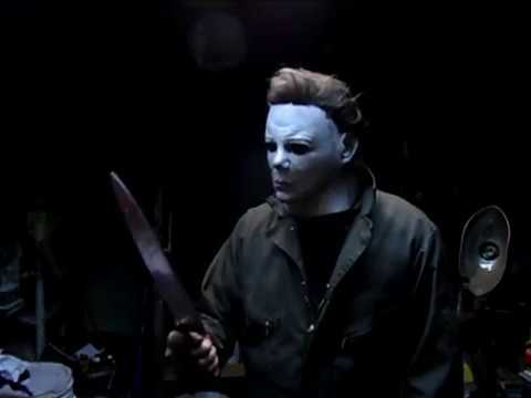 4bc0bedf01407 DEAD RINGER MICHAEL MYERS MASK SUIT UP - WORN VIDEO - YouTube