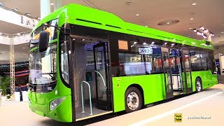 2019 Volvo B5L City Bus by MCV - Exterior and Interior Walkaround - 2018 IAA Hannover