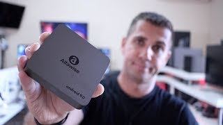 ANDROID TV Box Alfawise A8