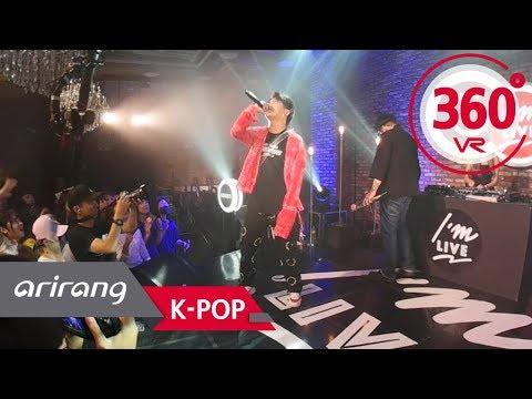 [360° Video] VINXEN (빈첸) & Dark Adaptation (암순응) (feat. OVAN) _ I'm LIVE