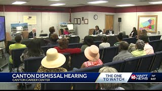 Canton schools superintendent fights for job