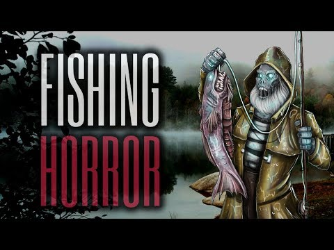 8 Scary Fishing Stories (Vol. 1)