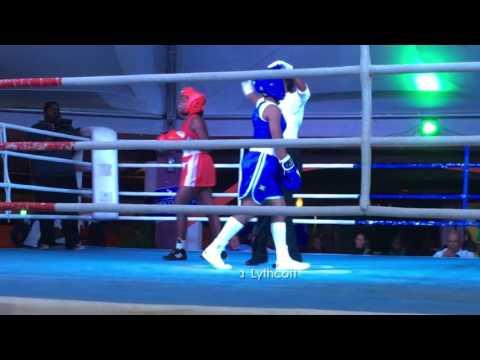 Keronne Thomas vs Iniggakaya Lythcott