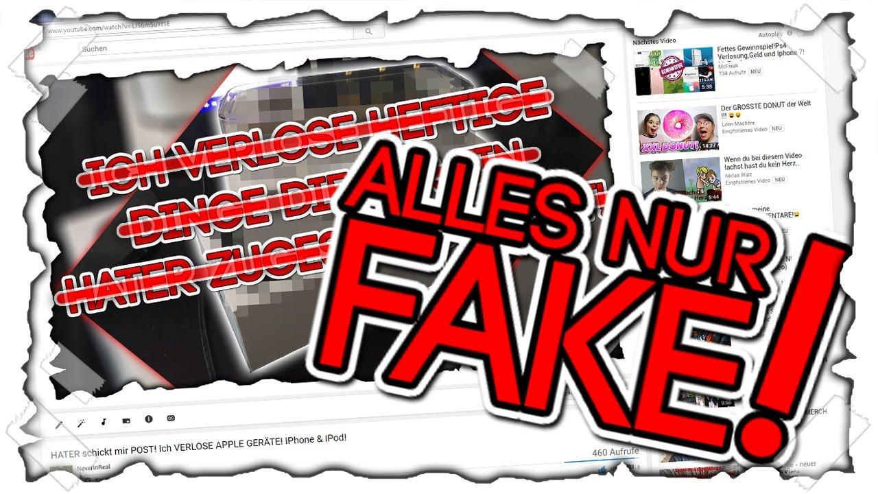Apple Gewinnspiel Fake
